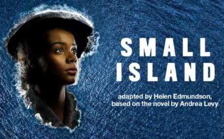 WIN TICKETS TO SEE SMALL ISLAND
