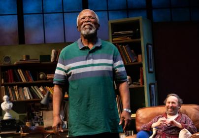 Dr John Kani – interview Kunene and the King  Royal Shakespeare Company